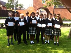 mathematics awards