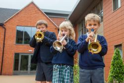 music lessons of trumpet