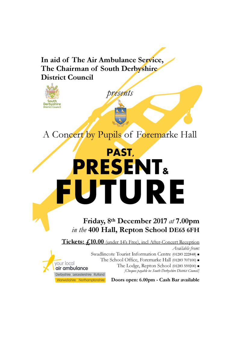 Past Future Present Poster