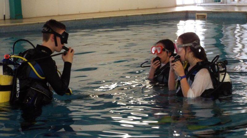 Boarders Scuba Diving