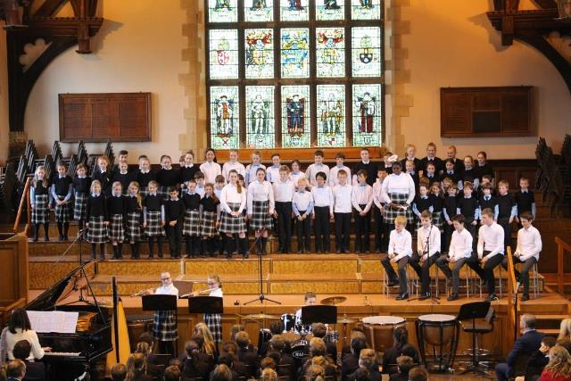 Young Musician of the Year Finals and House Song Competitions